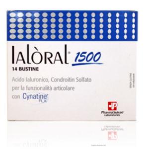 PharmaSuisse Ialòral 1500 30compresse