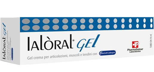 PharmaSuisse Ialoral Gel 75ml