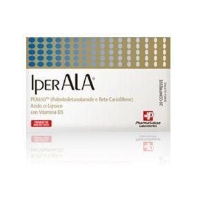 PharmaSuisse Iperala 20compresse