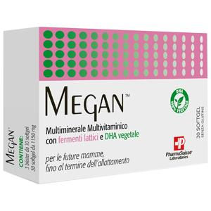 PharmaSuisse Megan 30softgel