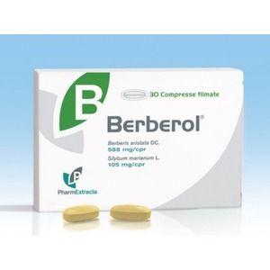 PharmExtracta Berberol 30compresse