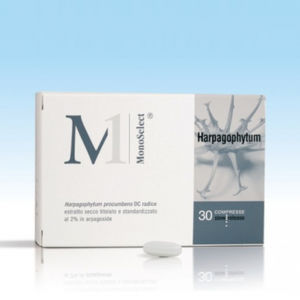 PharmExtracta Monoselect Harpagophytum 30compresse