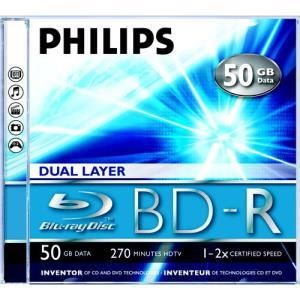 Philips BR5S2J01F BD-R DL