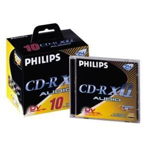 Philips CD-R 74 Min.