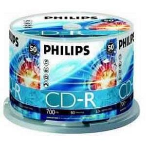 Philips CD-R 80 Min. 52x