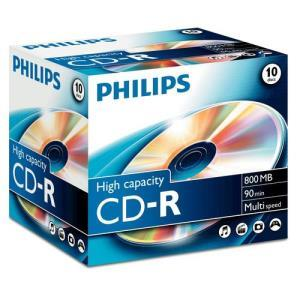 Philips CD-R 90 Min. (10 pcs)