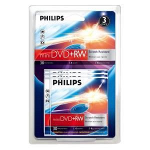 Philips DVD-RW 1,4 GB 4x (3 pcs)