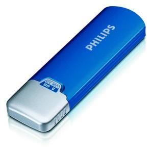 Philips FM08FD02B 8 GB Blue edition
