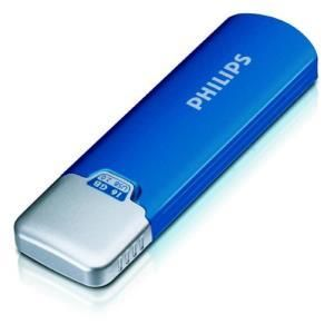 Philips FM16FD02B 16 GB Blue edition