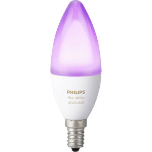 Philips Hue White Ambiance and Color LED 6.5W E14