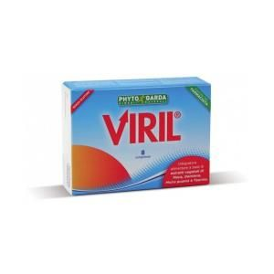 Phytogarda Viril 8compresse