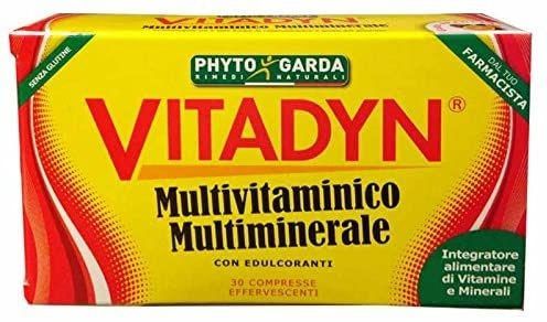 Phytogarda Vitadyn Multivitaminico Multiminerale 30compresse