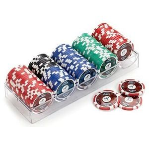 Piatnik Set da Poker 100 fiches