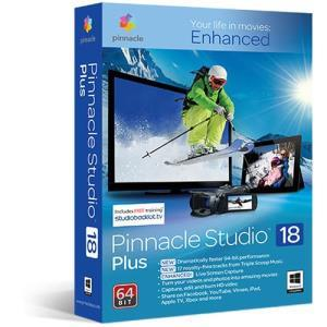 Pinnacle Studio Plus 18