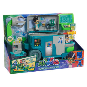 PJ Masks Playset Laboratorio di Romeo