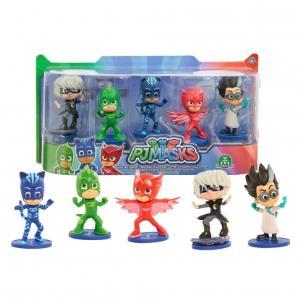Pj masks set 5 personaggi