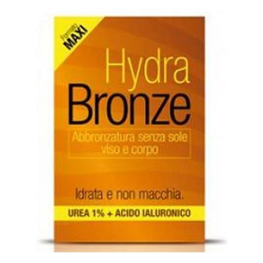 Planet Pharma Hydra Bronze Autoabbronzante Salvietta 10ml