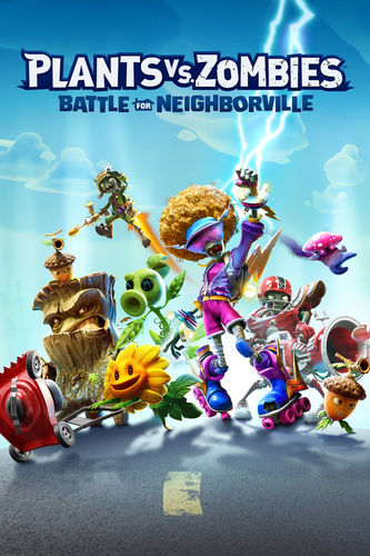 Electronic Arts Plants Vs. Zombies: la battaglia di Neighborville