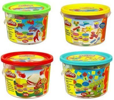 Play-Doh Mini Secchielli