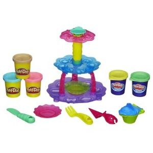 Play-Doh Torre dei Cupcake