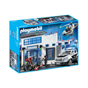 Playmobil City Action Centrale della Polizia