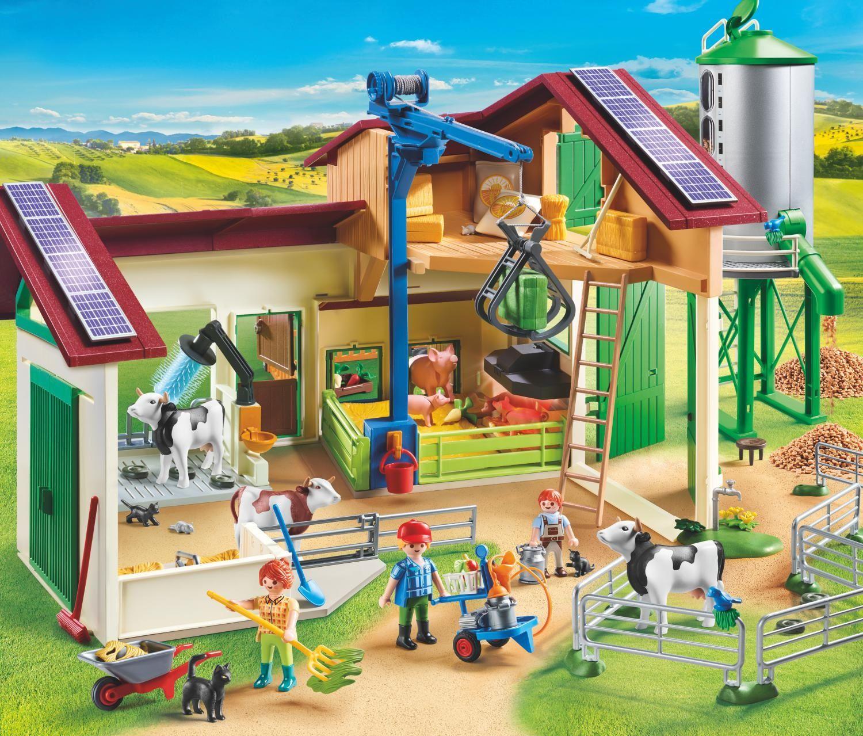 Playmobil Country Azienda agricola con animali