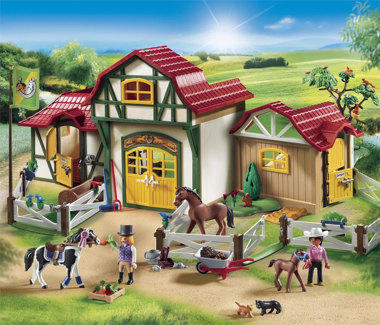 Playmobil Country Grande Maneggio