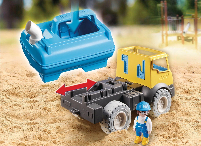 Playmobil Sand Camion con cisterna per acqua