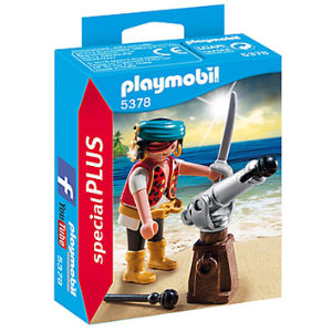 Playmobil Special Plus Cannoniere dei pirati