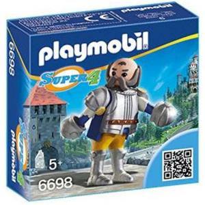 Playmobil Super 4 Guardia Reale ULF Il Forzuto