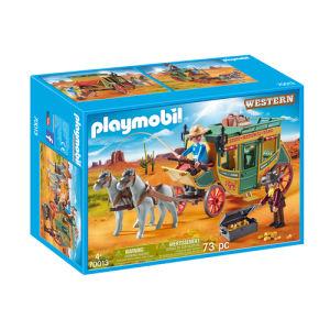 Playmobil Western Carrozza Western