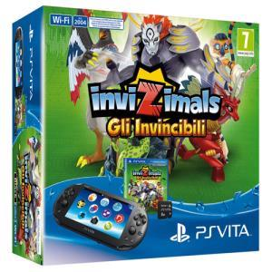 Sony PlayStation Vita + Invizimals: Gli Invincibili