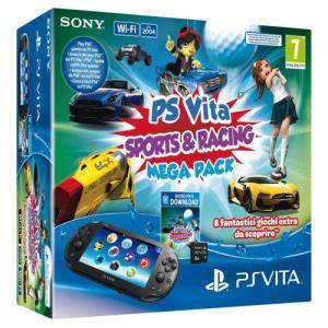 Playstation vita sports and racing mega pack