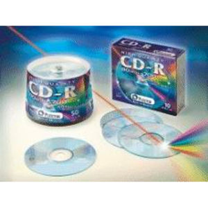 Plextor CD-R 80 Min. 48x (10 pcs)