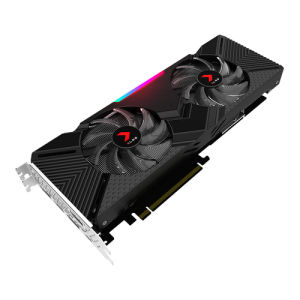 PNY GeForce RTX 2080 XLR8 Gaming Overclocked Edition Dual Fan 8GB