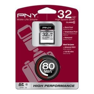 PNY High Performance SDHC 32 GB