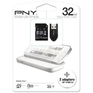 PNY Mobility Pack microSDHC 32 GB