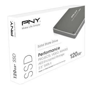 "PNY Performance SSD 120 GB - 2.5"" - SATA-300"