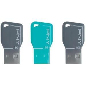 PNY Triple Pack 8 GB
