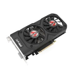 PNY XLR8 GeForce GTX 1050 Ti OC GAMING 2 4GB