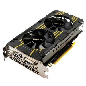 PNY XLR8 GeForce GTX 960 OC2 2GB