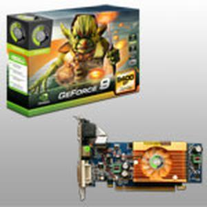 Point of View GeForce 9400 GT 512 Mb GDDR2 (PCI-E 2.0)