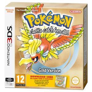 Nintendo Pokémon Oro