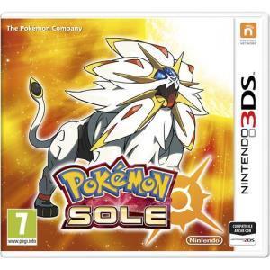 Nintendo Pokémon Sole