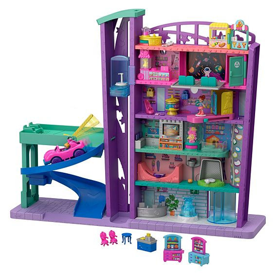 Polly Pocket Centro Commerciale