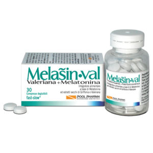Pool Pharma Melasin Val 30compresse