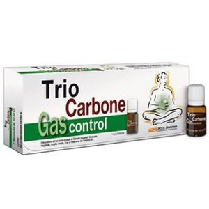 Pool Pharma Trio Carbone Gas Control