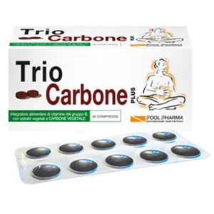 Pool Pharma Trio Carbone Plus