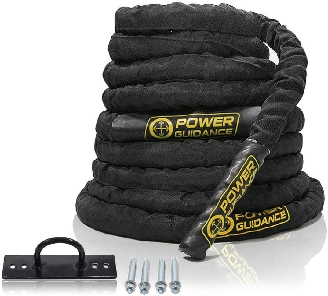Power Guidance Corda Battle Rope 5 cm x 15 m
