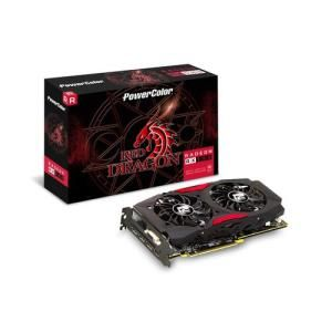PowerColor Red Dragon Radeon RX 580 4GB